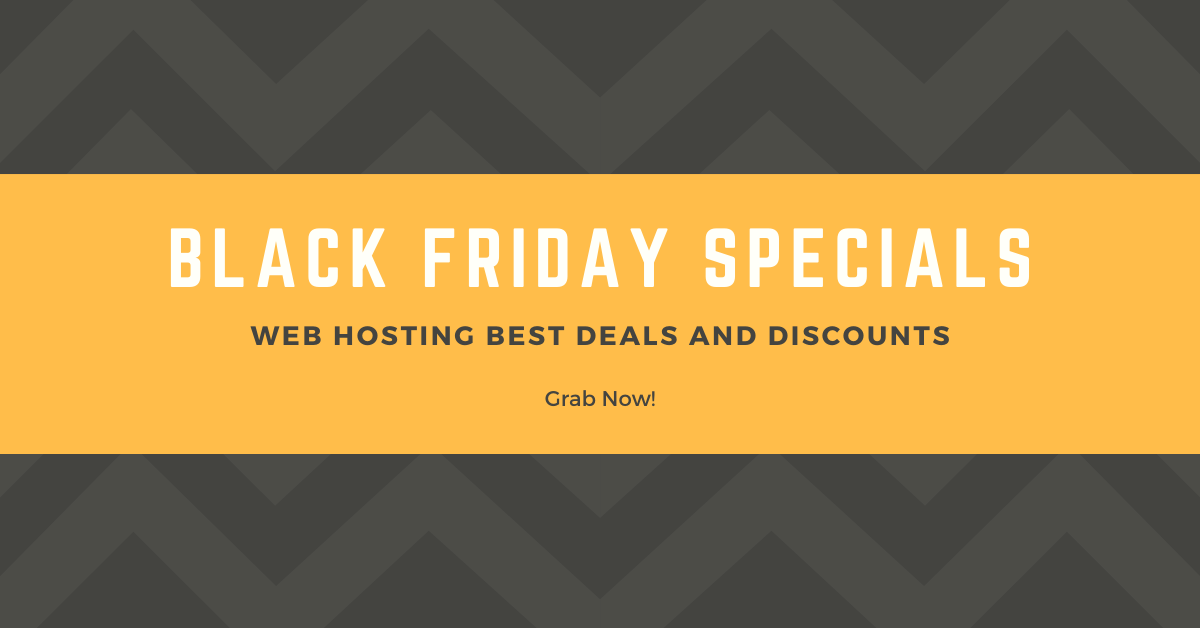 11 Black Friday Web Hosting Deals 2020 Massive 99 Off
