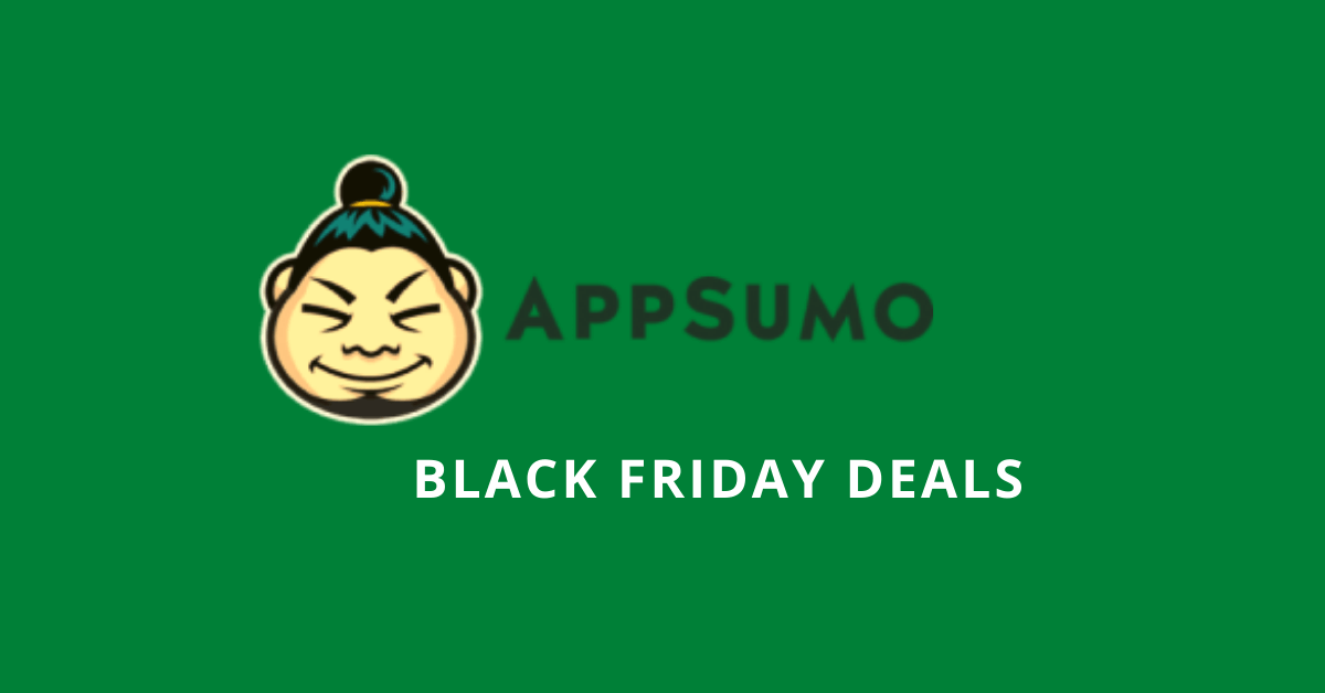 15 Appsumo Black Friday Deals 2020 Limited Time Offers